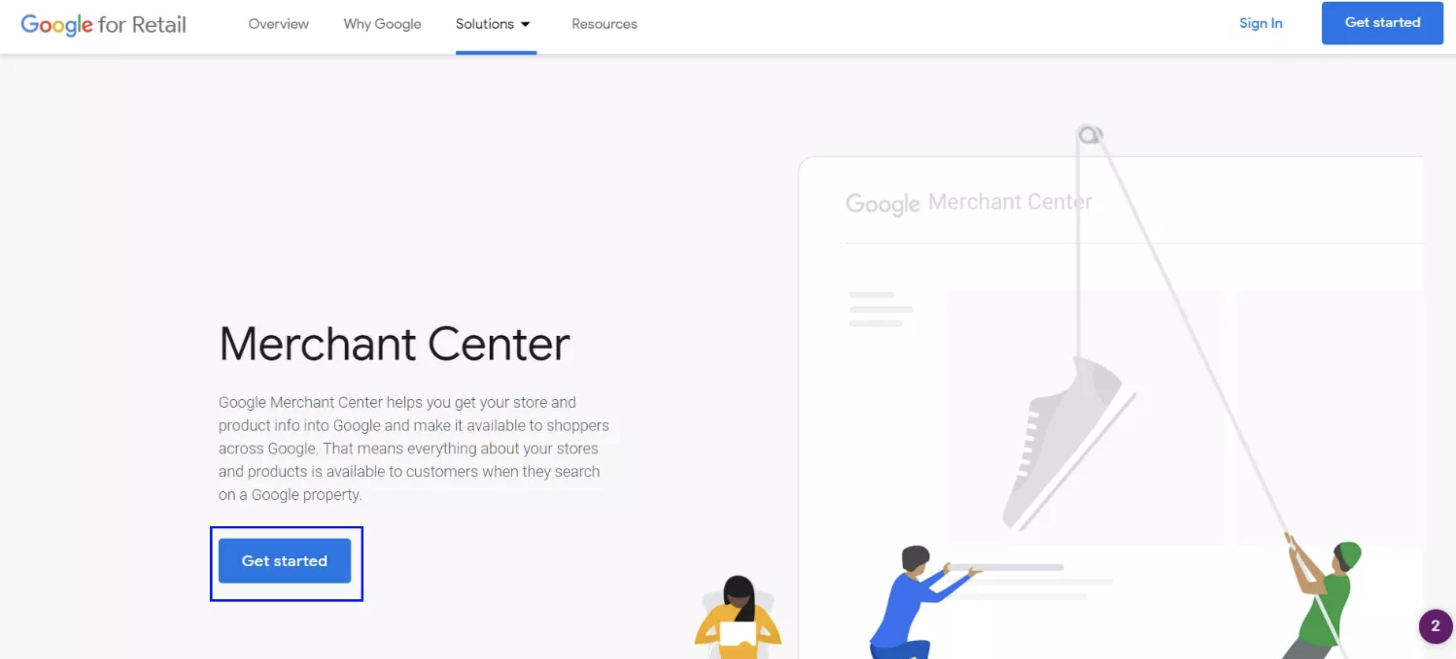 google merchant center на русском языке